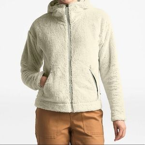 North Face Women's Furry Fleece Hoodie, NWT